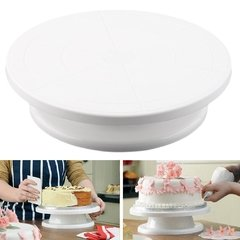 Base Giratoria para Tortas Turntable - comprar online