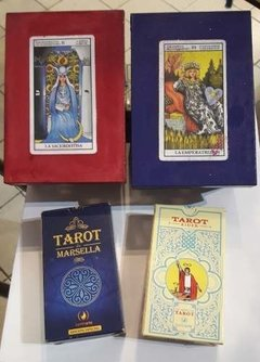 Set Cartas Tarot Con Caja Para Guardar