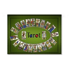 Tapiz Tarot 1,50mt. X 1,00 Mt. Exclusivos