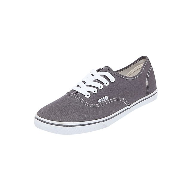 be836cc4880 TÊNIS VANS AUTHENTIC CINZA