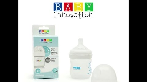Mamadera Small 120cc. Baby Innovation