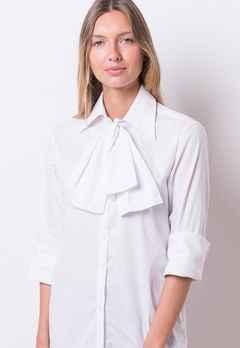 AA- CAMISA CLAIRE BLANCA