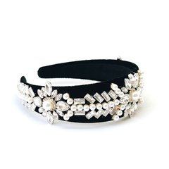 Sienna Black Headband on internet