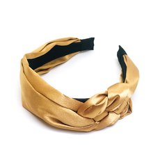 Grace Gold Headband - Aurora Alfonso