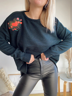 SWEATER HEART - comprar online