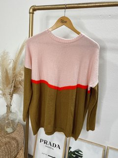 SWEATER MOHAIR ALISON