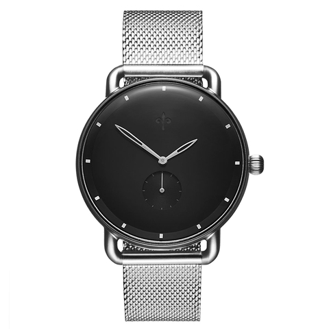 Malla Silver Mesh 20mm - HUNT Watches | Relojes HUNT