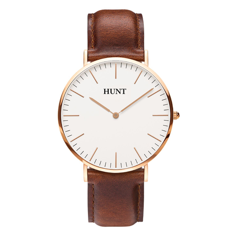 Malla Legend Brown 20mm - HUNT Watches | Relojes HUNT