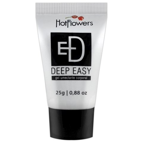 Deep Easy 25g - Hot Flowers | distribuidor sex shop | atacado sex shop | sex shop storesexy