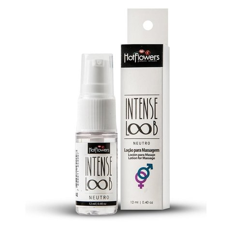 Intense Loob 12 ml Hot Flowers | sexshop | produtos eróticos | sex shop storesexy