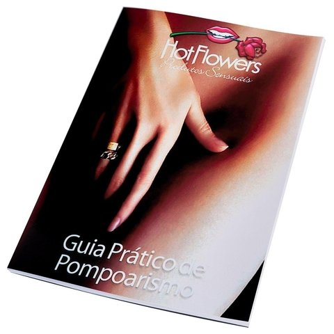 Manual do Pompoar Hot Flowers | sexshop | produtos eróticos | sex shop storesexy