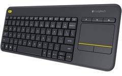 Teclado Logitech Media K400 PLUS