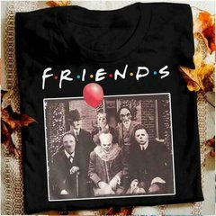 Camisa Horror Friends