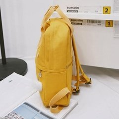 Mochila Yellow Cat na internet
