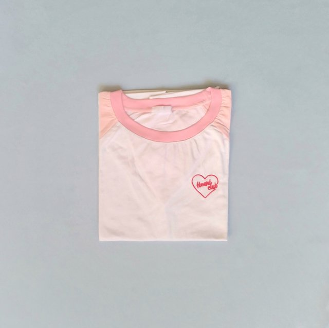 Camiseta Heart Club