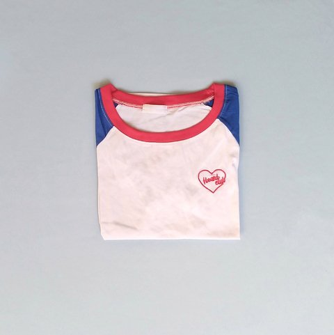 Camiseta Heart Club - comprar online