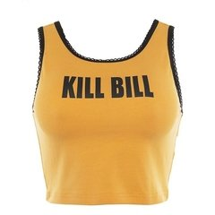 Cropped Kill Bill - comprar online