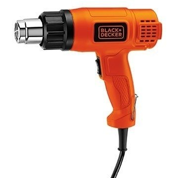 Pistola De Calor 1500w 2 Temperaturas Black&decker Hg1500