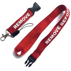 Cordão Crachá Remove Before Flight - comprar online