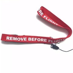 Cordão Crachá Remove Before Flight - loja online