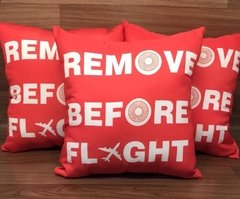 Almofada Remove Before Flight - comprar online