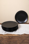 PLATO PLAYO FINNE BLACK SET X 6UN