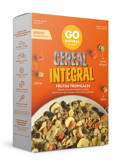 Cereal Tropical x 250grs.