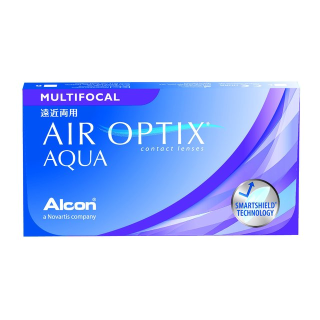 Lentes de Contacto AIR OPTIX AQUA MULTIFOCAL - comprar online