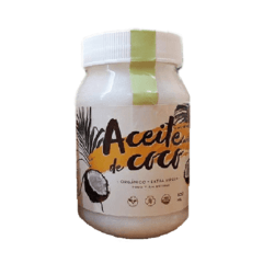 Aceite De Coco Virgen Organico 250 ML Oh! Yeah It
