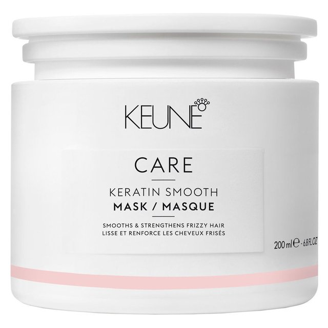 Máscara de Reconstrução Keune Care Keratin Smooth - 200ml