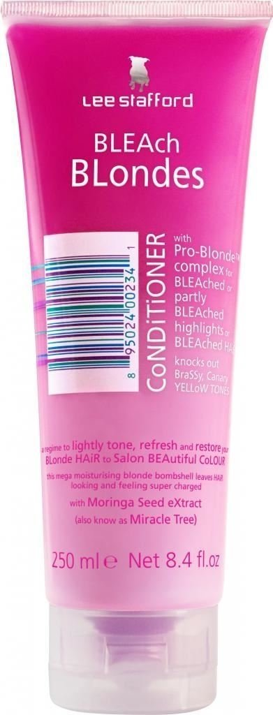 Condicionador Lee Stafford Bleach Blondes -  250ml - comprar online