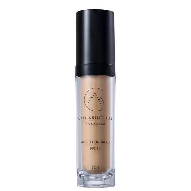Base Matte Foundation - Catharine Hill Professional 30ml - comprar online