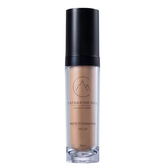 Base Matte Foundation - Catharine Hill Professional 30ml - Botti Professionale - @bottiloja