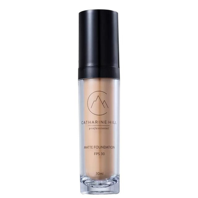 Base Matte Foundation - Catharine Hill Professional 30ml - loja online