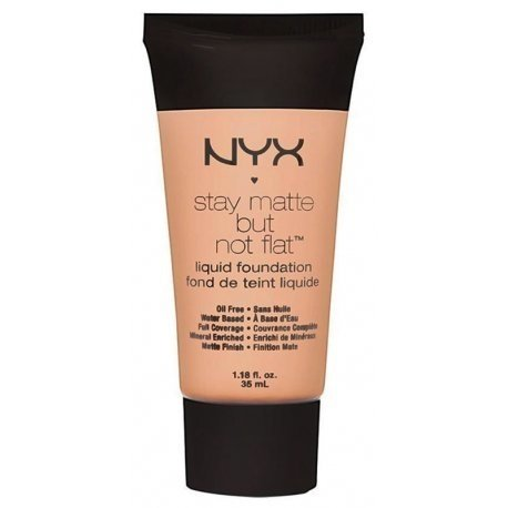 Base NYX Stay Matte But Not Flat Golden Beige SMF08