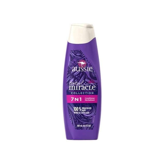 Condicionador Aussie Total Miracle Collection 7N1 Conditioner Revitalisant - 360ml