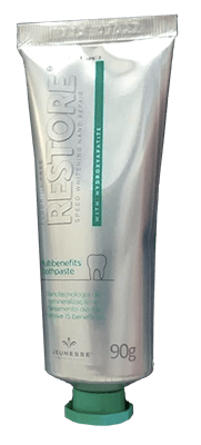 Restore Speed Withening Nano Repais Jeunesse - Creme Dental