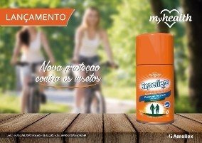 Repelente de Insetos Pump Repellere MY HEALTH - 105ml - comprar online