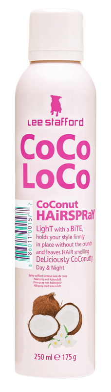 Spray Finalizador Lee Stafford Coco Loco - 250ml