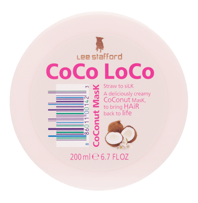 Máscara Capilar Lee Stafford Coconut Coco Loco - 200ml