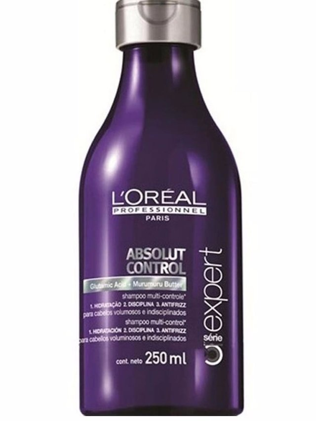 LOREAL PROFESSIONEL - Shampoo Absolut Control 250ml