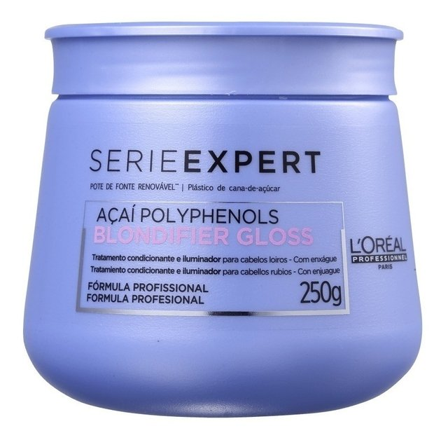 LOREAL PROFESSIONEL - Máscara Série Expert Blondifier Gloss 250g