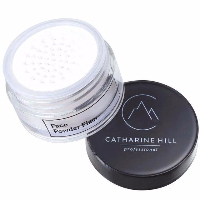Pó Solto Catharine Hill ( Face Powder Fixer ) na internet