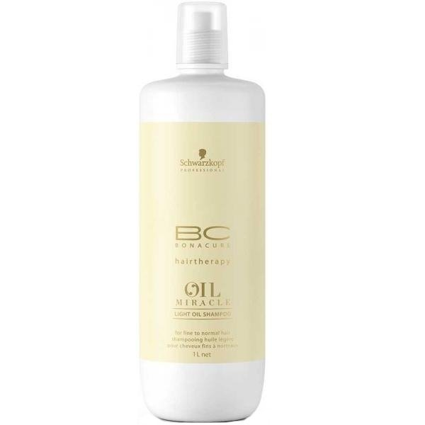 Shampoo Schwarzkopf Professional BC Bonacure Oil Miracle Light - 1L