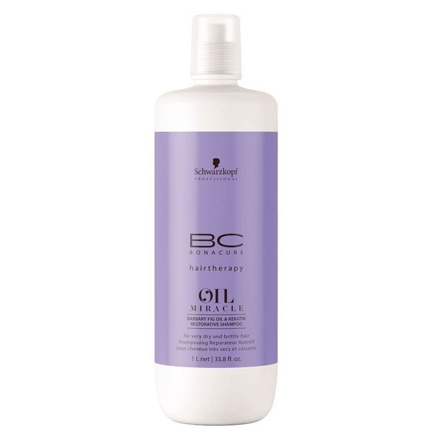 Shampoo Schwarzkopf Professional BC Bonacure Oil Miracle Barbary Fig - 1L