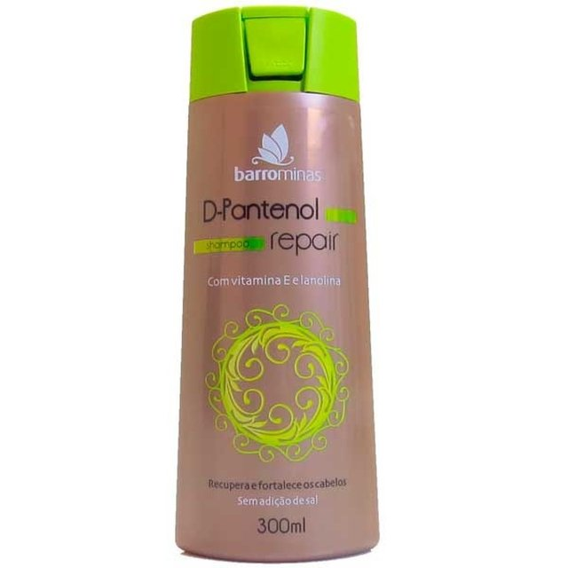 Shampoo BM'Care D-Pantenol Repair - 300ml