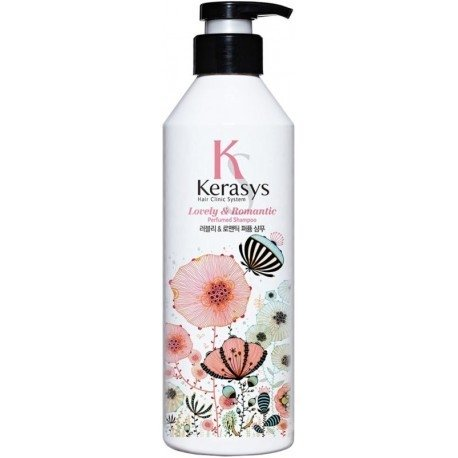Shampoo Kerasys Lovely&Romantic Perfumed - 300ml