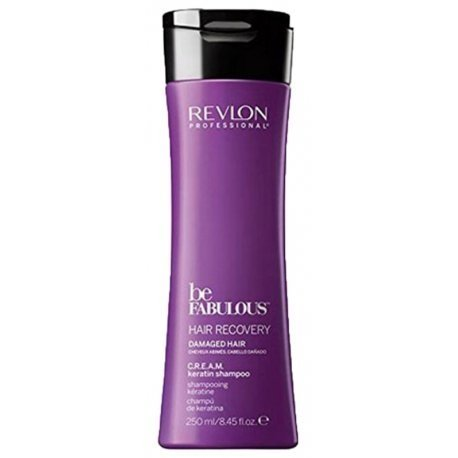 Shampoo Revlon Be Fabulous Hair Recovery - 250mL
