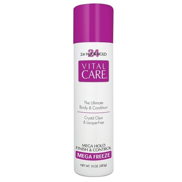 Vital Care Hair Spray Fixador Mega Freeze 24H - 283g