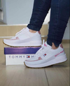 Tenis Tommy Hilfiger Rosa